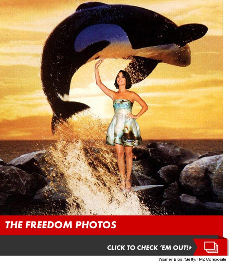 "Famous Faces in ""Free Willy"""