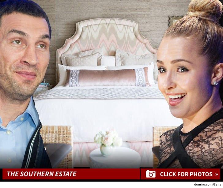 Hayden and Wladimir's Nashville Home