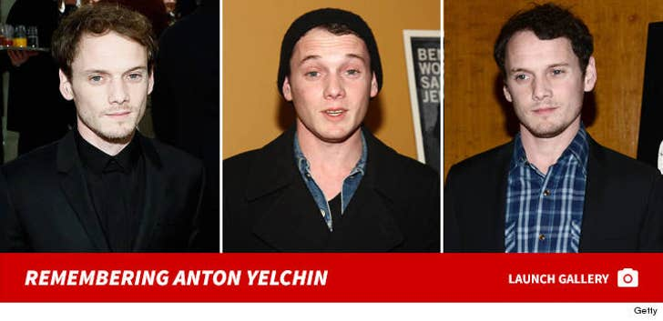Remembering Anton Yelchin