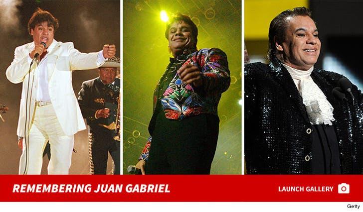 Remembering Juan Gabriel