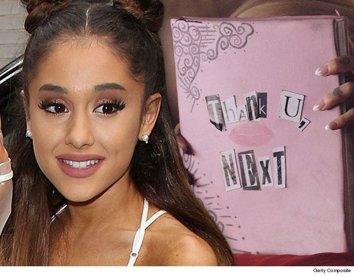 Ariana Grande's 'Thank U, Next' Music Video Will Drop Friday