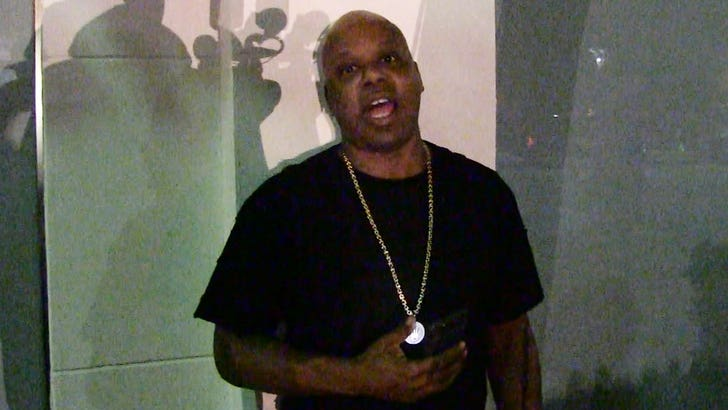 Too Short Says Men Should Let Women Take Charge to Avoid