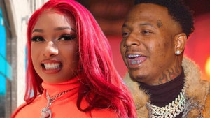 Megan Thee Stallion Gifts BF Moneybagg Yo $150k Heart Jewelry