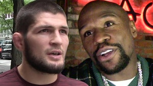 Khabib Got $100 Mil Offer to Fight Floyd Mayweather, Manager Says