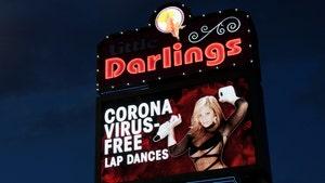 Las Vegas Strip Club Touts Lap Dances in Coronavirus-Era