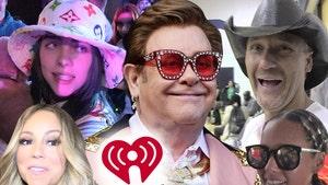 Elton John Hosting Living Room Concert to Aid Coronavirus Fighters