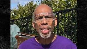 Kareem Abdul-Jabbar Donating 1,800 Safety Goggles, 'Look As Good As I Did!'