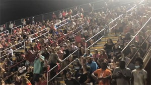 Baker County High School Football Game a Breeding Ground for Coronavirus