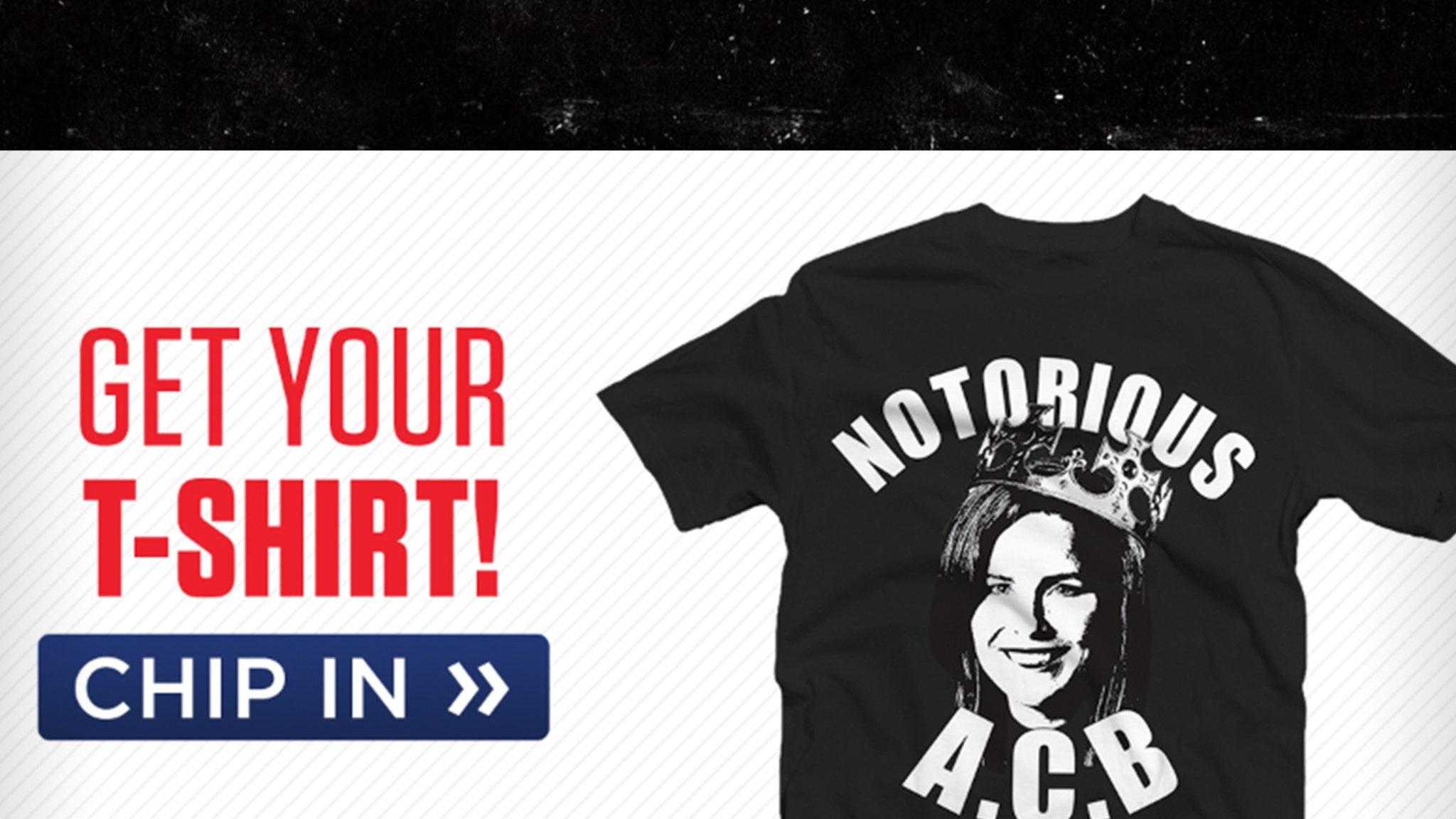 Republicans Sell 'Notorious A.C.B.' T-Shirts Supporting Amy Coney Barrett -  WorldNewsEra