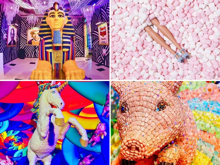 Sweet Photos of Candytopia
