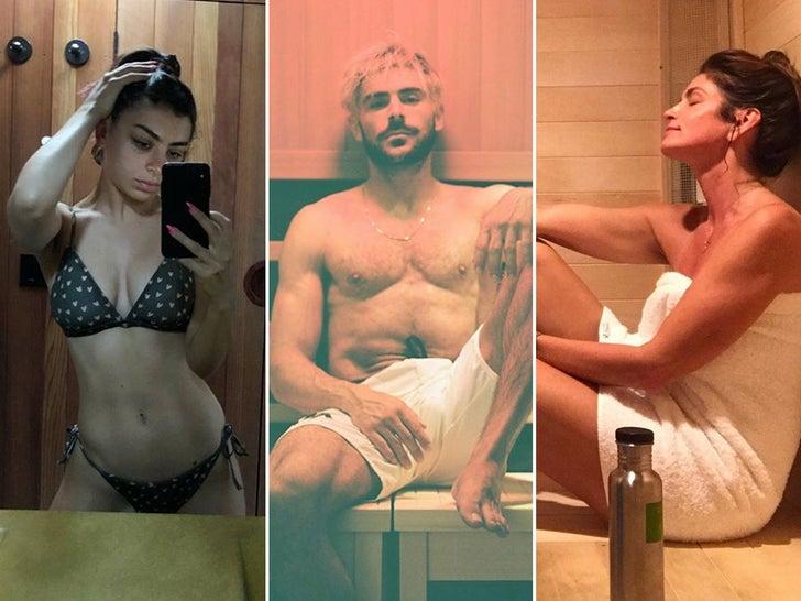 Sauna Stars -- Don't Sweat It!