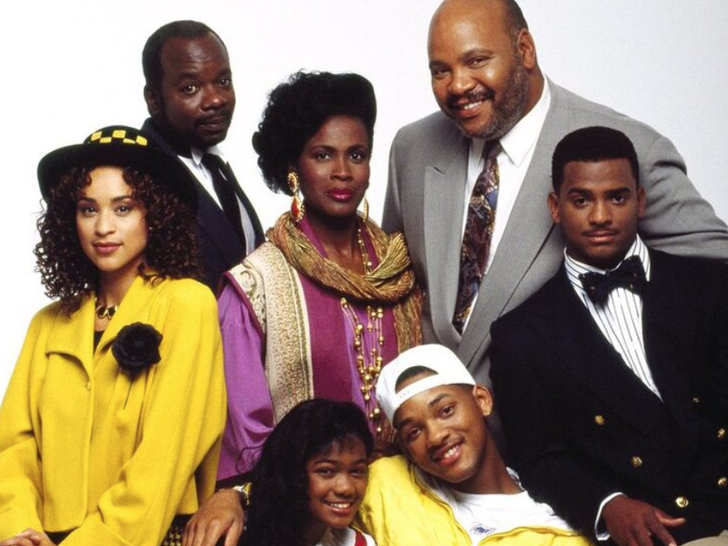 "Old School ""Fresh Prince"" Photos"