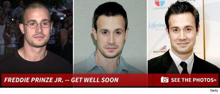 Freddie Prinze Jr. -- Get Well Soon