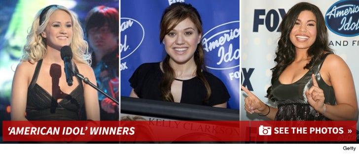 'American Idol' Winners