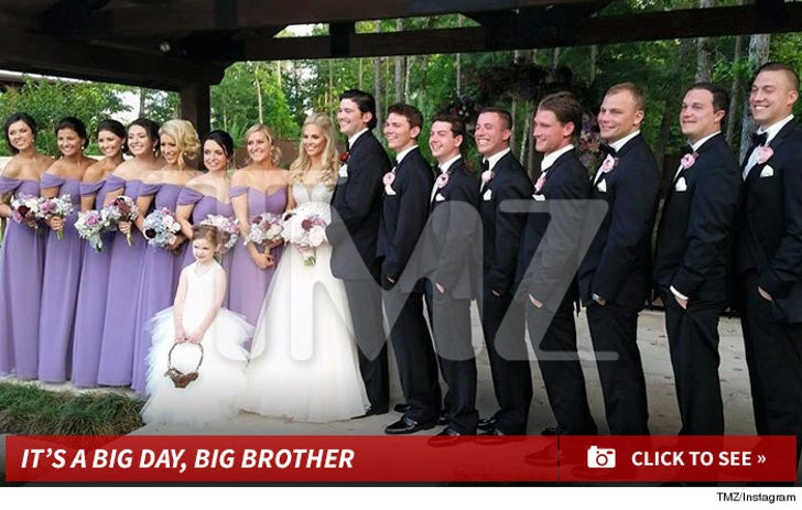 Aaryn Gries' Big Brother Wedding