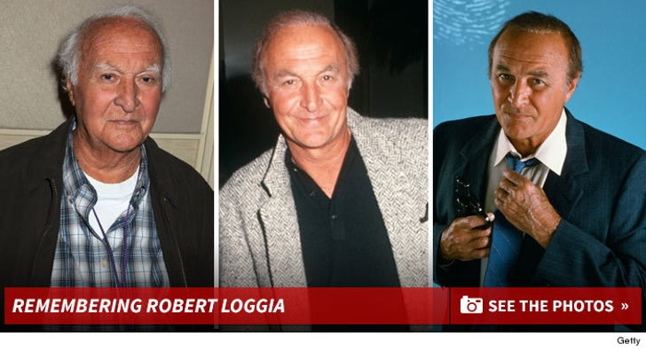 Remembering Robert Loggia