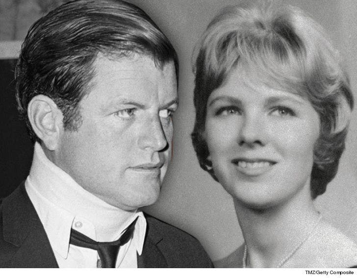 CIA Operative Says Ted Kennedy Didn't Know Mary Jo Kopechne