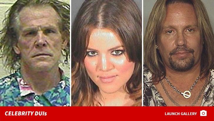 Celebrity DUIs