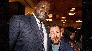 Shaq Opens Restaurant Across from Staples Center, Huge Stars Attend
