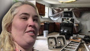 Mama June's Former House Totally Gutted in New Photos