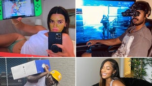 Quarantined Celebrity Gamers -- Next Level!