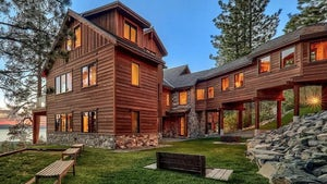 Kardashians Rent Out Incredible Alpine Estate in Lake Tahoe
