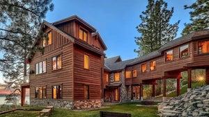 Kardashians Rent Out Incredible Alpine Estate in Lake Tahoe