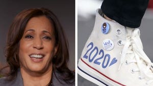 Kamala Harris Explains Why She Loves Converse Chucks