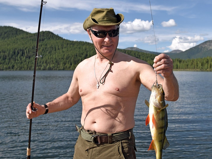 Vladimir Putin Hot Shots