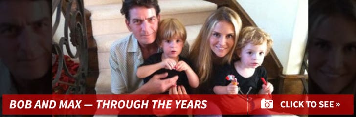 Bob and Max Sheen -- Through the Years