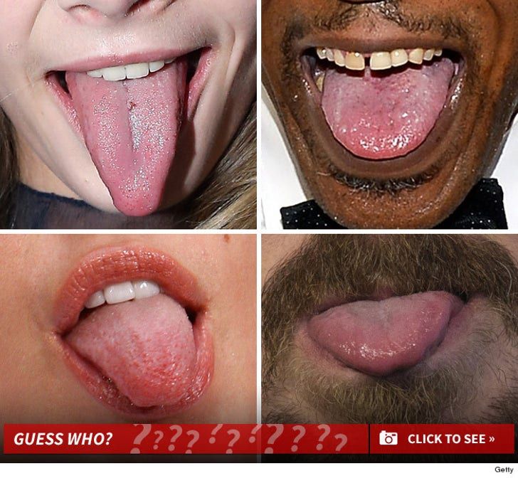 Guess Whose Licker!