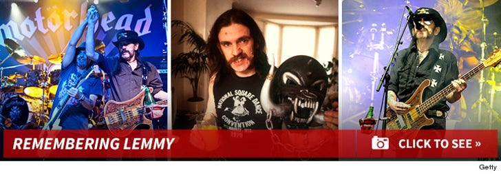 Remembering Lemmy