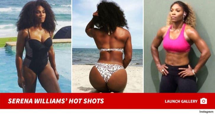 Serena Williams' Hot Shots