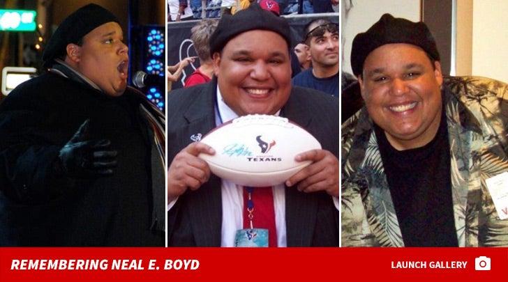 Remembering Neal E. Boyd