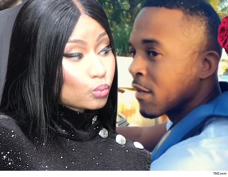 Nicki Minaj's New BF Kenneth Petty Racked Up Prison Violations