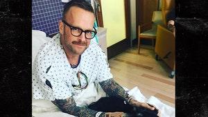 'Biggest Loser' Host Bob Harper on the Mend after Heart Attack (PHOTO)