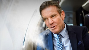 Dennis Quaid Sued for Allegedly Smoking E-Cigarette on Canadian Flight