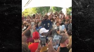 Kanye West Delivers Sunday Service in Dayton, Site of Mass Shooting
