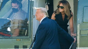 Fake Melania Conspiracy Theory Circulates Again After Viral Debate Pic