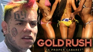 Tekashi69 Sued by Miami Stripper for Champagne Bottle Injuries