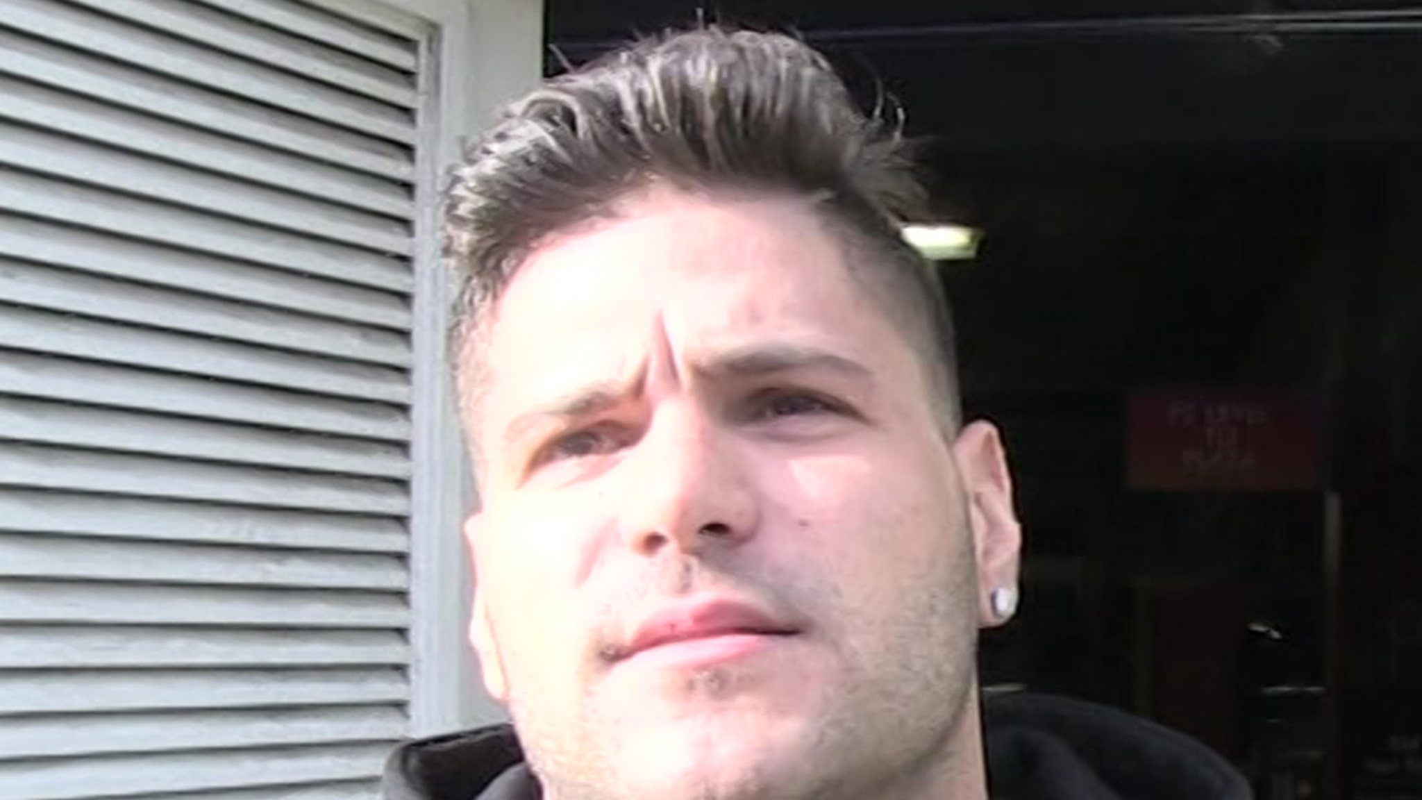 Ronnie Ortiz-Magro's GF Called Cops in DV Arrest, Had Visible Marks - TMZ