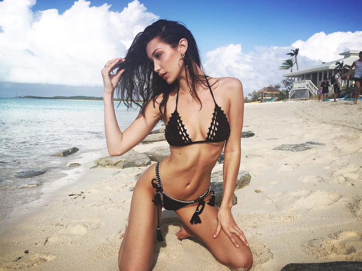 Bella Hadid Hot Shots