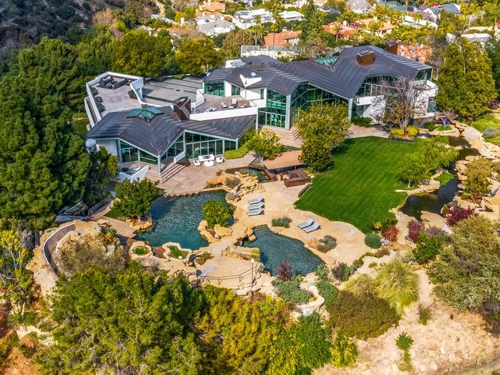 Pharrell Williams' Massive Mansion For Sale