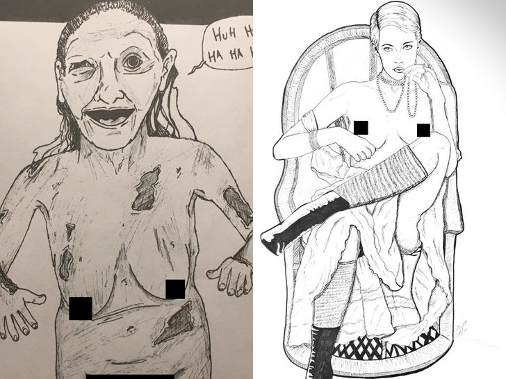 Mr. Skin's Drawing Content Entries