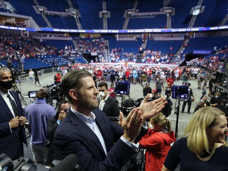 Donald Trump's Tulsa Rally