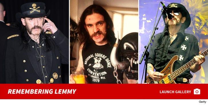 Remembering Lemmy