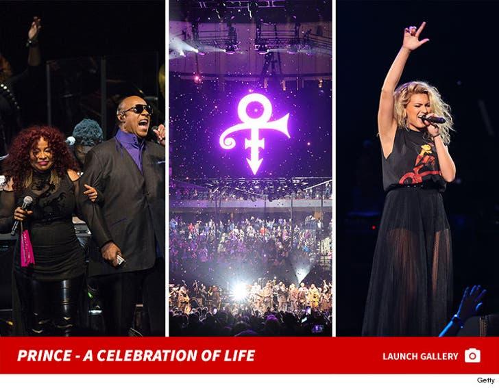 Prince - A Celebration Of Life