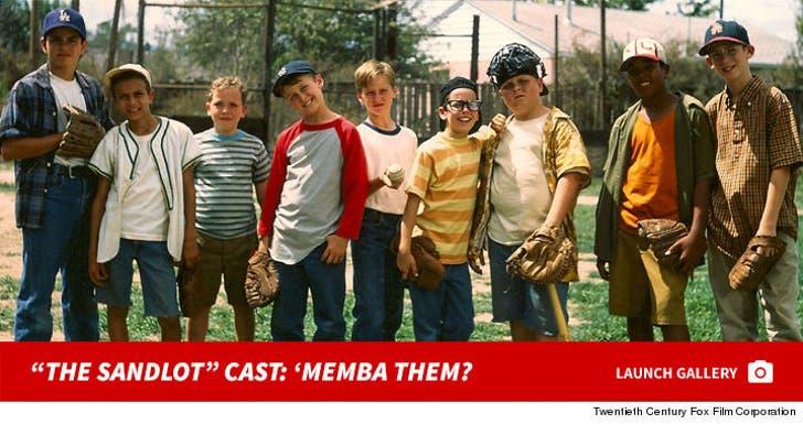 """The Sandlot"" Cast: 'Memba Them!?"