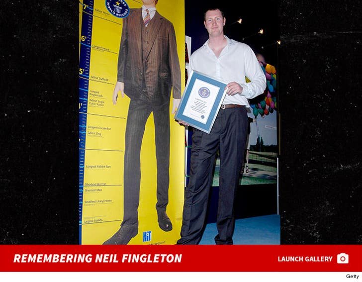 Remembering Neil Fingleton
