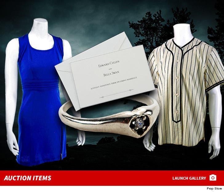 'Twilight' Auction Items